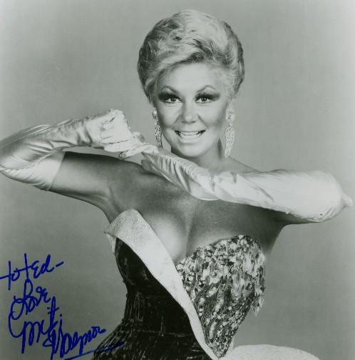 Gloria Mitzi Carpenter